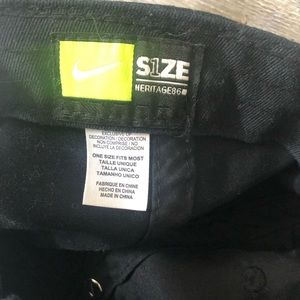 Nike Accessories - Black Nike Dad Cap One Size Fits Most
